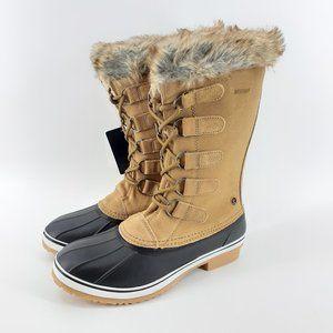 Northside Womens Kathmandu Gingerbread Winter boot